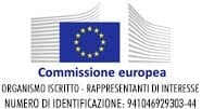 Logo Commissione Europea
