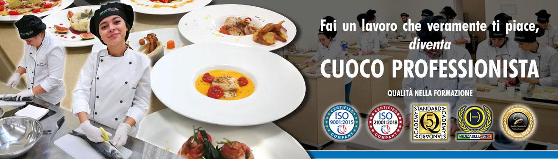 Scuola di Cucina a Firenze: Corso di Cuoco Professionista.