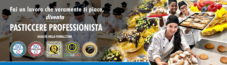 Scuola di Cucina a Firenze: Corso di Pasticceria Professionale.
