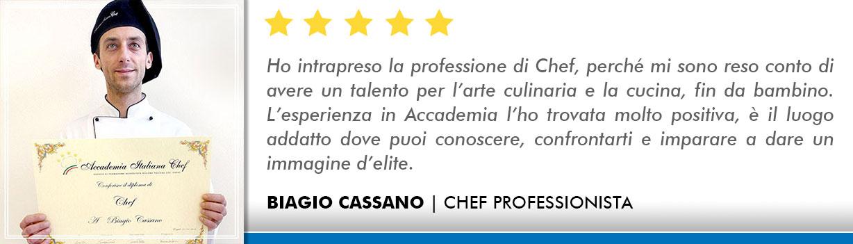 Corso Chef a Firenze Opinioni - Cassano