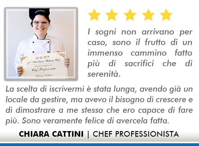 Corso Chef a Firenze Opinioni - Cattini