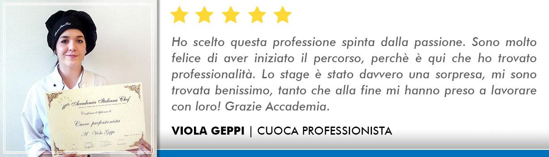 Corso Cuoco a Firenze Opinioni - Geppi