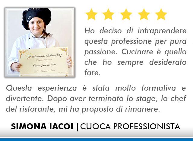 Corso Cuoco a Firenze Opinioni - Iacoi