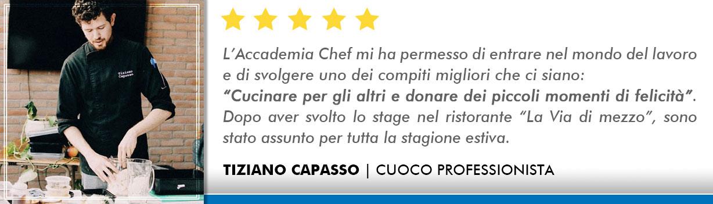 Corso Cuoco a Firenze Opinioni - Capasso