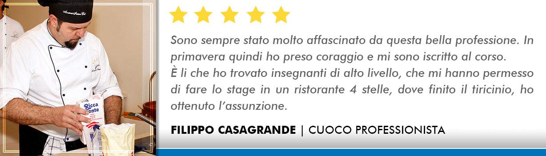Corso Cuoco a Firenze Opinioni - Casagrande