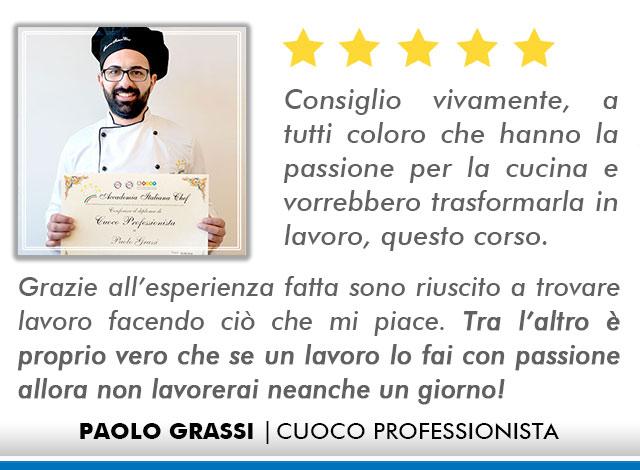 Corso Cuoco a Firenze Opinioni - Grassi