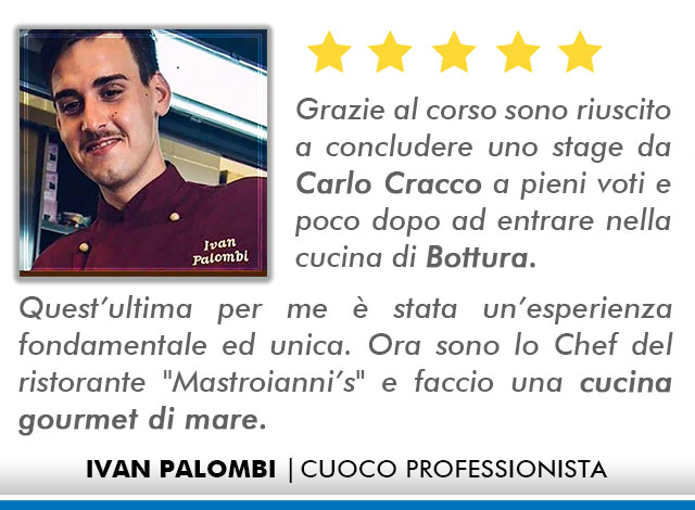 Corso Cuoco a Firenze Opinioni - Palombi