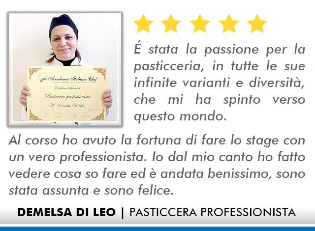Corso Pasticcere a Firenze Opinioni - Di Leo