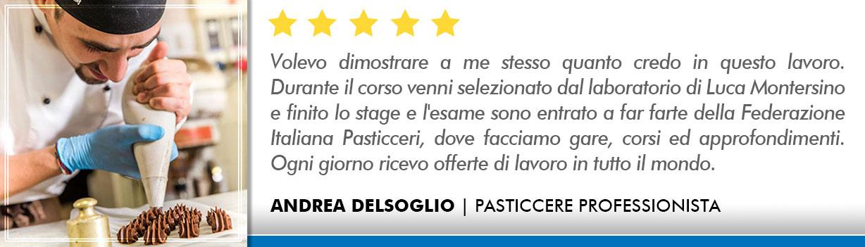 Corso Pasticcere a Firenze Opinioni - Delsoglio