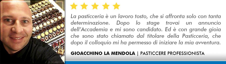 Corso Pasticcere a Firenze Opinioni - Mendola