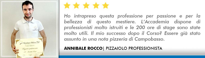 Corso Pizzaiolo a Firenze Opinioni - Annibale