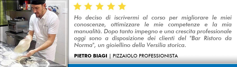 Corso Pizzaiolo a Firenze Opinioni - Biagi