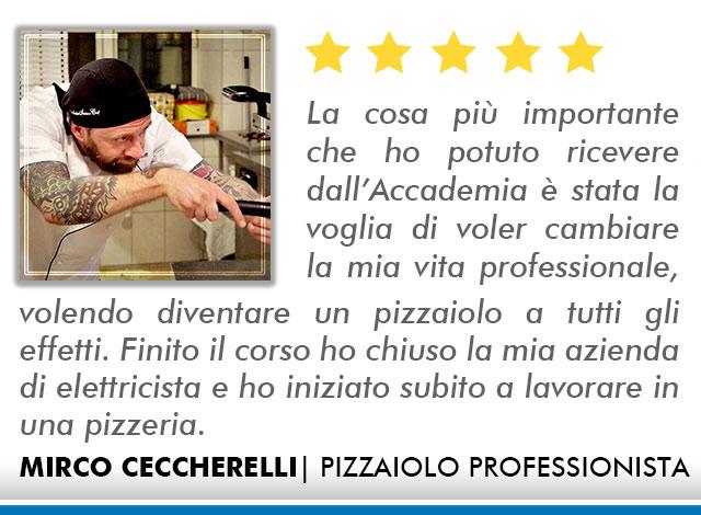 Corso Pizzaiolo a Firenze Opinioni - Ceccherelli