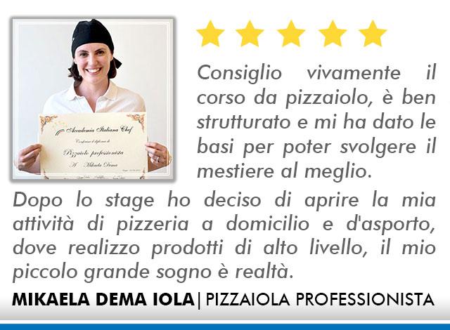 Corso Pizzaiolo a Firenze Opinioni - Dema