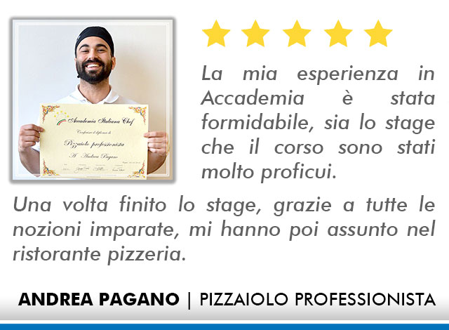 Corso Pizzaiolo a Firenze Opinioni - Pagano