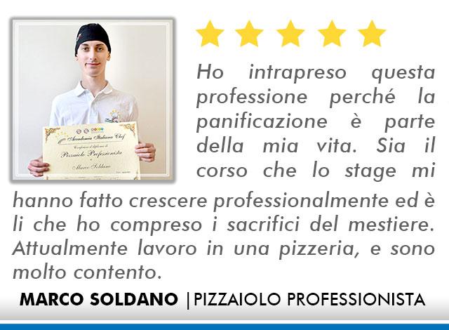 Corso Pizzaiolo a Firenze Opinioni - Soldano