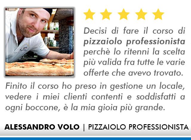 Corso Pizzaiolo a Firenze Opinioni - Volo