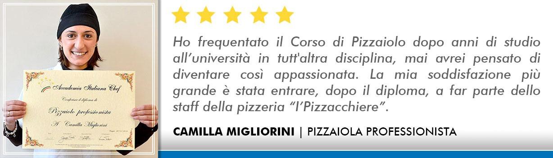 Corso Pizzaiolo a Firenze Opinioni - Migliorini