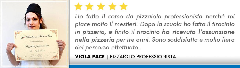 Opinioni Corso Pizzaiolo Firenze - Pace
