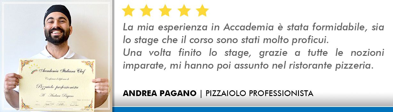 Opinioni Corso Pizzaiolo Firenze - Pagano